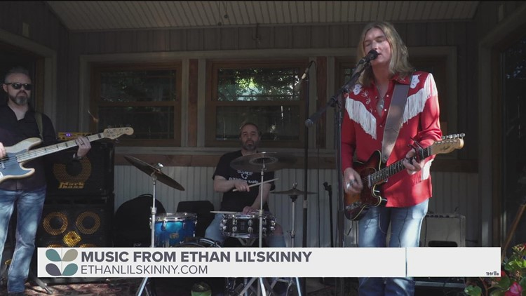 On the road to Nashville, Ethan Lil'Skinny stays true to Arkansas roots