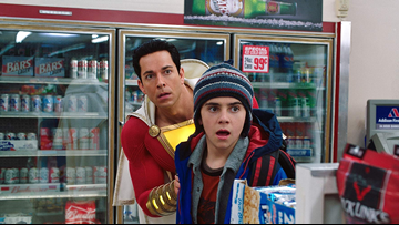 Shazam! brings classic superhero to a brand new audience