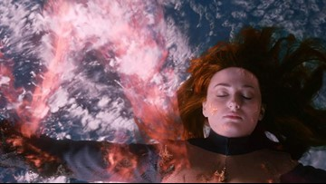 The X-Men franchise says goodbye in the awful Dark Phoenix