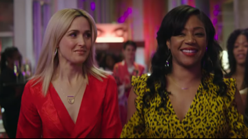 Tiffany Haddish & Billy Porter try their best in the boring Like A Boss