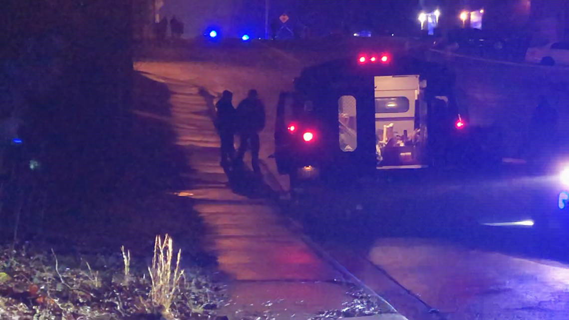 Little Rock police search for suspect after overnight officer-involved shooting