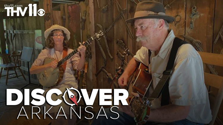 Ozark Folk Center State Park | Discover Arkansas