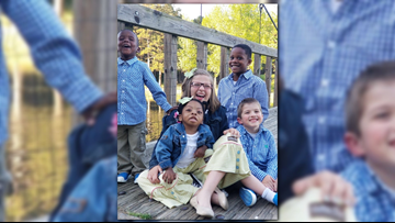 'The joy that they bring to our lives is unmeasurable' | Couple adopts siblings, daughter with special needs