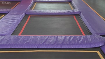 Safety of local trampoline parks