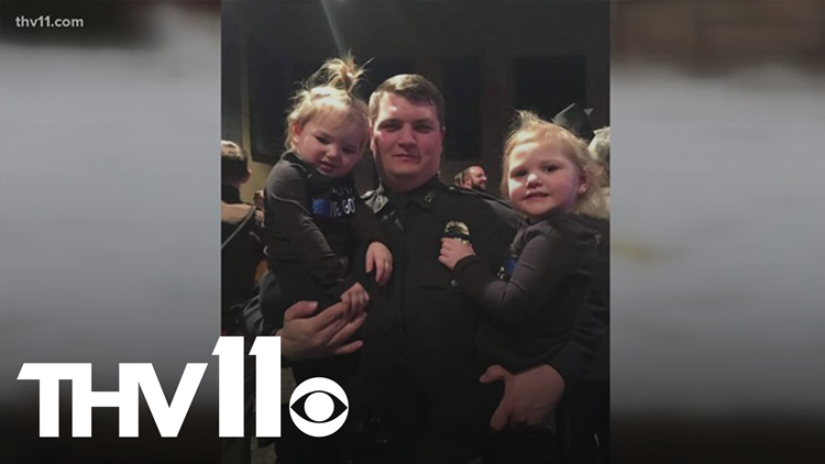 Lonoke police officer shot in line of duty expected to make full recovery