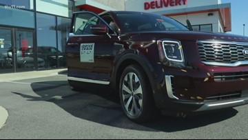 iDrive Crain | 2020 Kia Telluride, spacious family-friendly vehicle