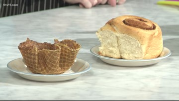 Loblolly scoop Shop celebrates National Ice Cream for Breakfast Day