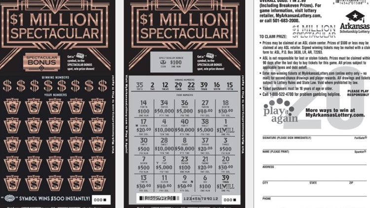 Man wins $1 million from vaccine incentive lottery in Arkansas
