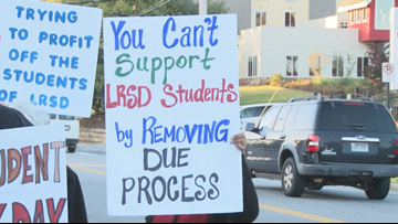 How we got here: Five years of anger leads to one-day LRSD teachers strike