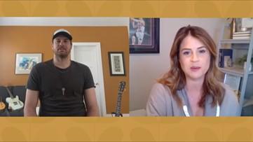 Country musician Matt Stell and friends making new music each week