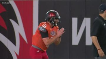Hatcher, Red Wolves excited for national spotlight against ULL