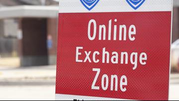 Arkansas police have safe zones for online marketplace exchanges