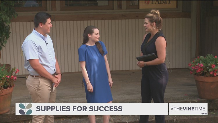 Supplies for Success campaign helps Arkansas students and teachers