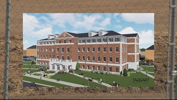 UCA breaks ground on new integrated health sciences building