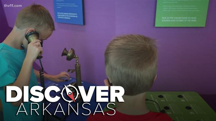 Petit Jean Visitor Center   Discover Arkansas