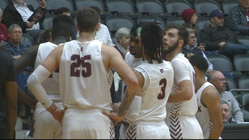 Monyyong sends Little Rock past Troy with an 81-63 win
