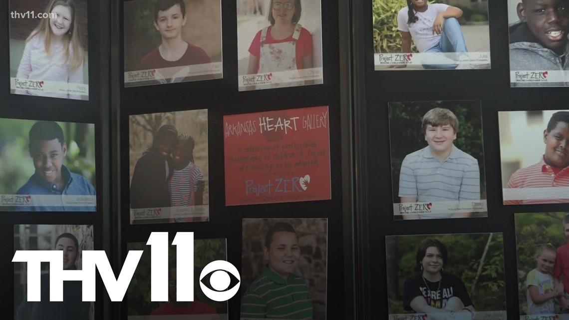 Program aims to find 300 homes for Arkansas foster children by November