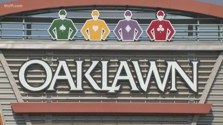 Oaklawn casino to remain closed until April 30 amid COVID-19 pandemic