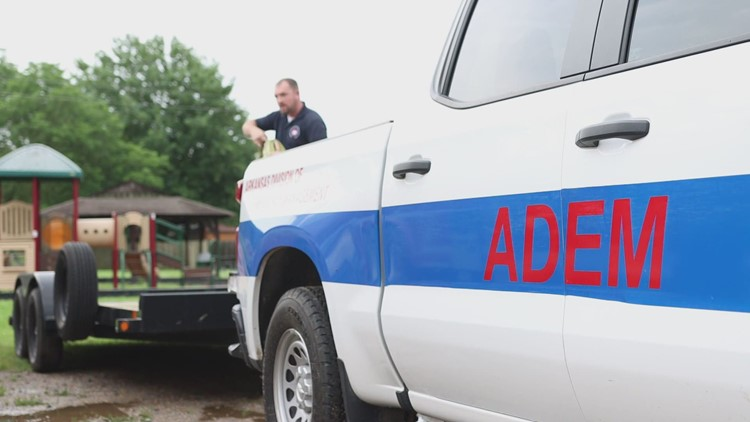Officials in Dumas ensuring safety of residents after severe flooding in area