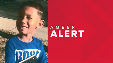AMBER Alert: Sherwood police looking for 6-year-old boy
