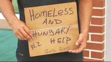Tips on how to interact with mentally disabled homeless population in Arkansas
