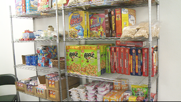 Conway Student Market needs donations to supply students with groceries