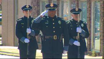 'There is hope': Wives of fallen law enforcement officers remember their loved ones