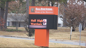 Changes being made at Hall High School are 'full STEAM ahead'