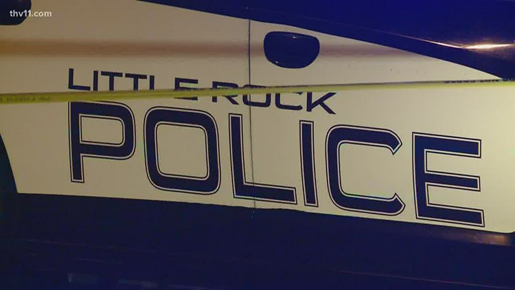 Little Rock police report two men shot near Cantrell and Cleveland