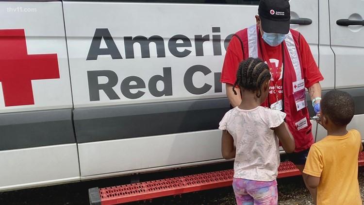 Arkansans continue Hurricane Ida relief efforts in Louisiana
