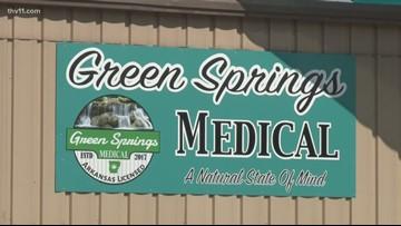 Arkansas begins medical marijuana sales