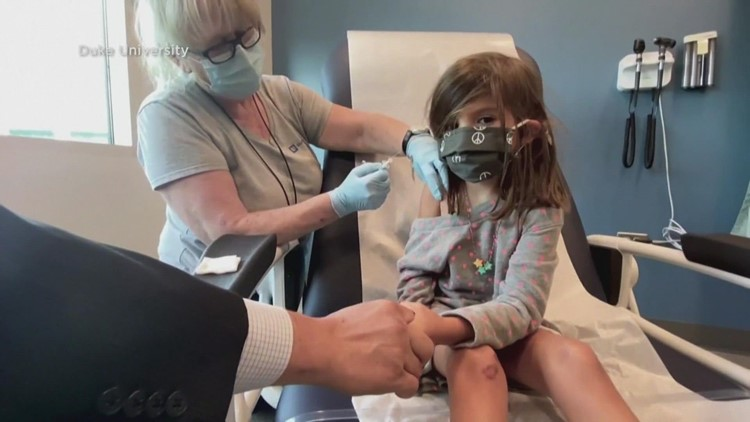 Arkansas prepares for COVID vaccine authorization for young kids