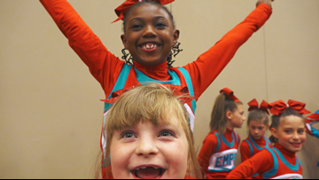 Benton community works to keep cheer program for kids with disabilities alive