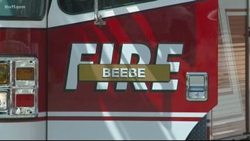 Vehicle explodes at Burger King drive-thru in Beebe