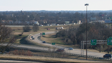 Will the de-energized high mast light poles along I-30/40 interchange be fixed? | 11 Listens