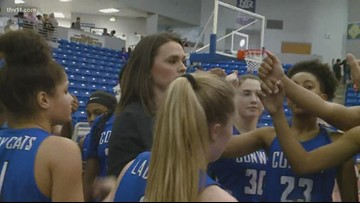 Conway girls pick up road win over NLR