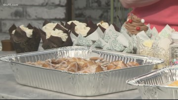 Daily hot lunch offered at Searcy bakery