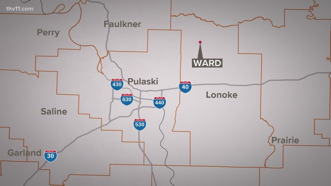 Homicide in Ward County on Friday, police investigating
