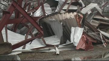 EF-1 Tornado confirmed in Lonoke County