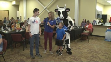 THV11 Summer Cereal Drive honors 2018 Kids Division