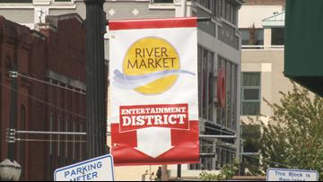 Little Rock's River Market kicks off Entertainment District