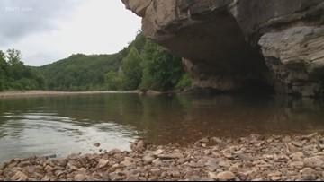 Gov. Hutchinson announces $2M in grants for Buffalo River