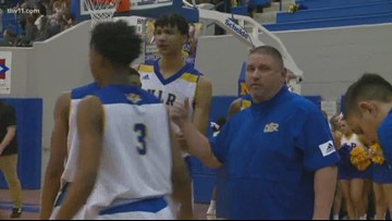 NLR continues dominance with 84-59 win over Catholic