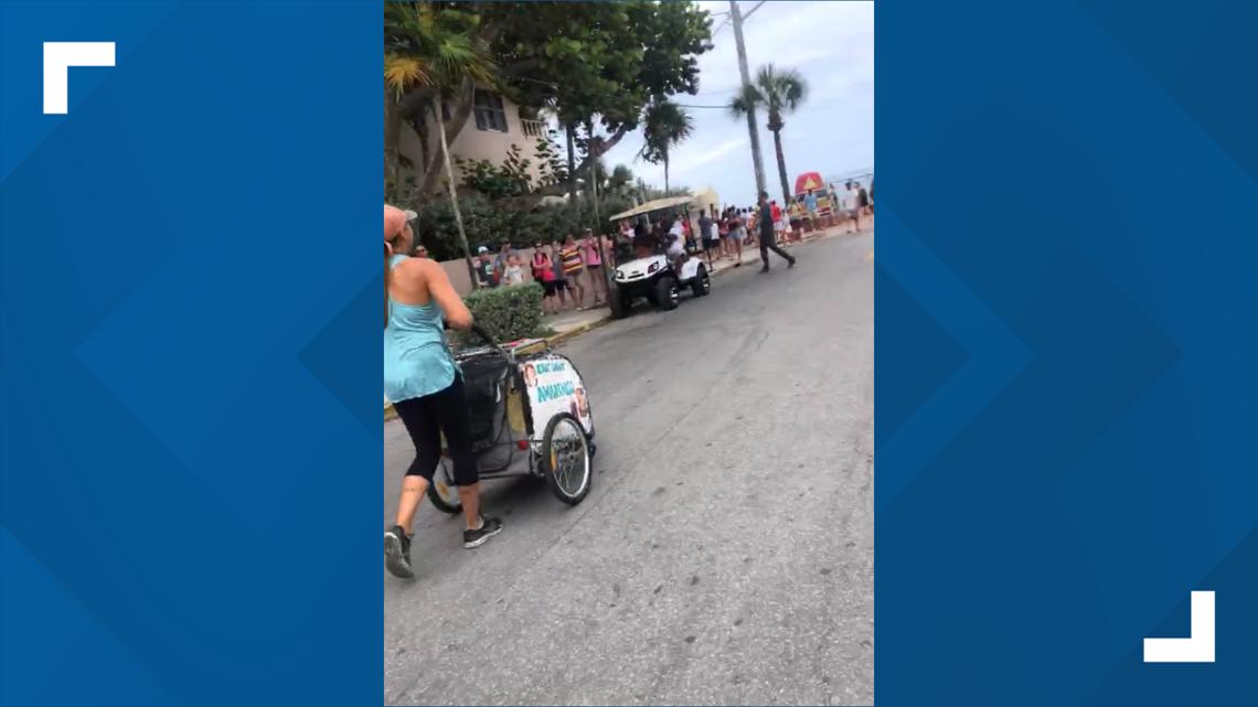 Key West walk in honor of  loved ones who lost their battle with addiction