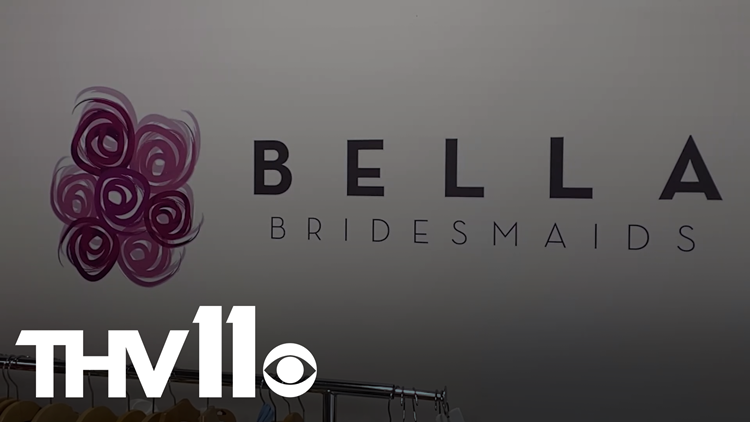 This year's latest wedding trends can be found at Bella's Bridesmaids
