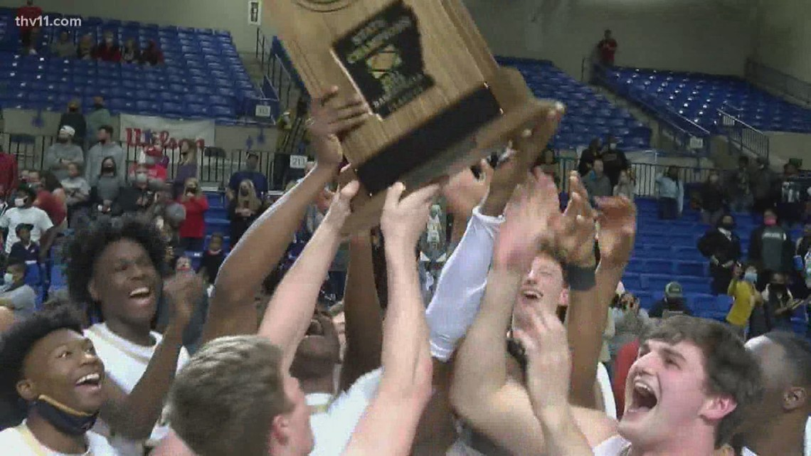 Jonesboro outlasts Maumelle in 5A state championship