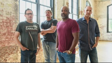 Hootie & the Blowfish, Barenaked Ladies come to Arkansas