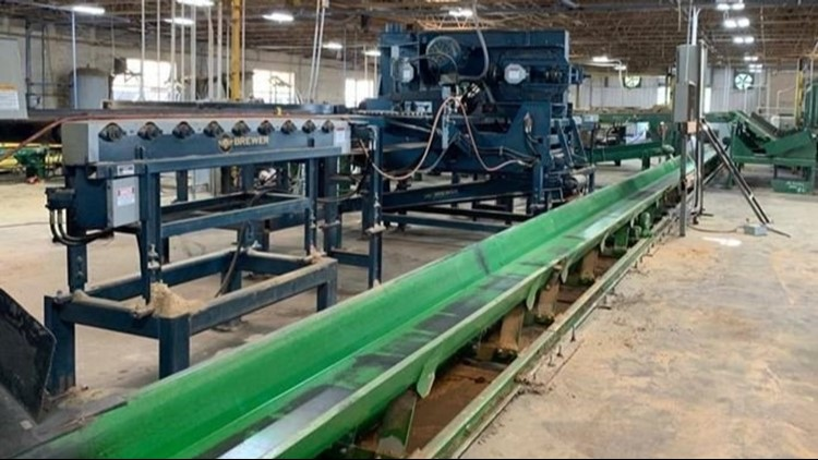 Seguin Moreau to re-start stave mill in Hot Spring County, creating 15 new jobs
