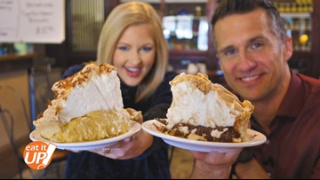 Charlotte's Eats and Sweets has one of the south's best pies according to Southern Living!