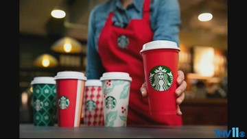 Starbucks holiday cups, HarvestFest, Chili Cookoff, new emoji | Midday Minute Nov. 2